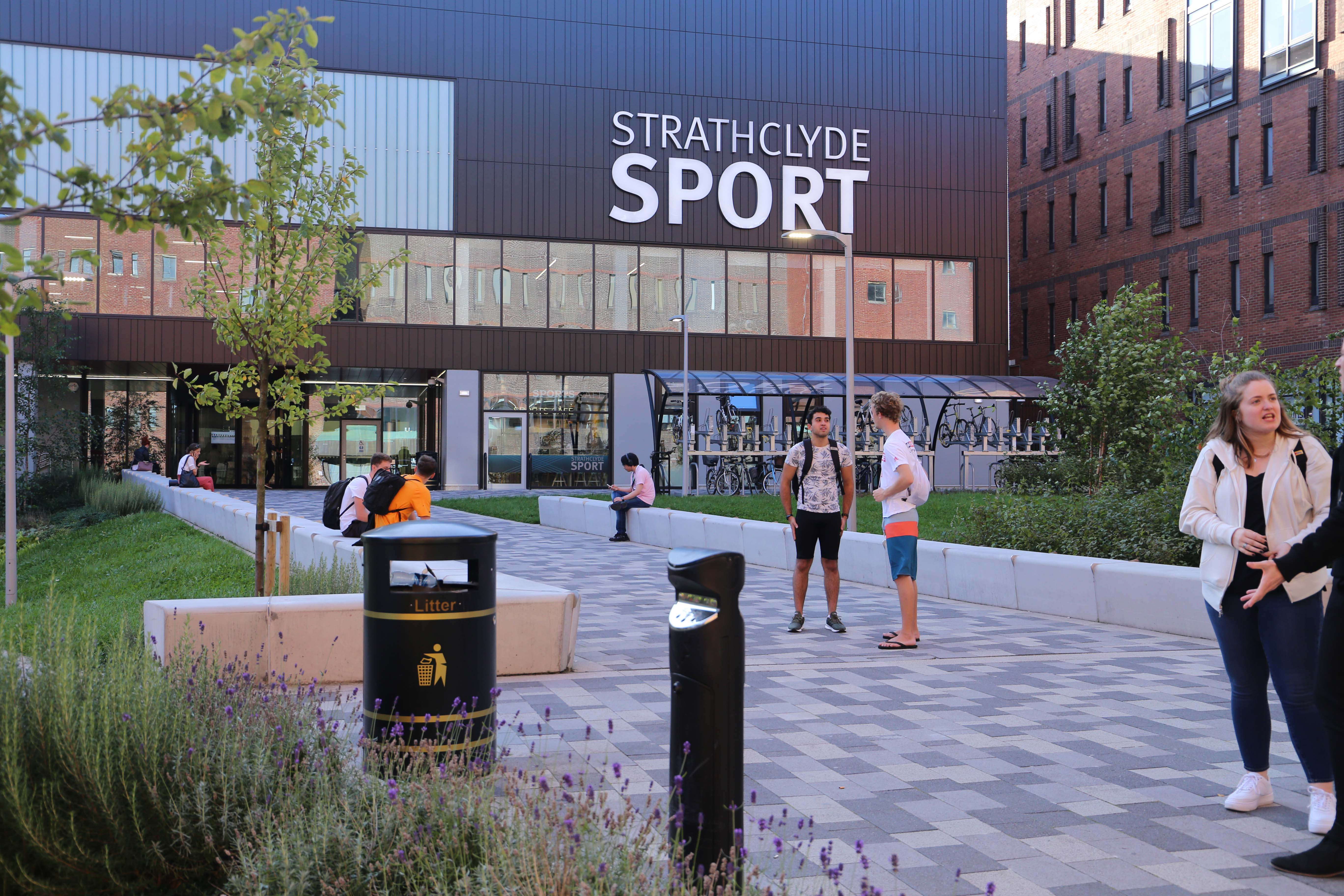 University of Strathclyde Centre for Sports Health